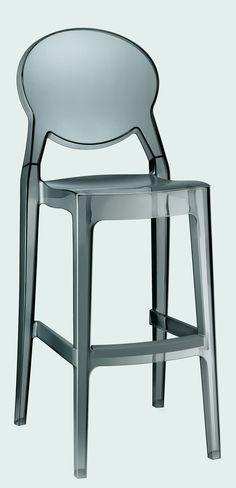 Inspirational Tabouret De Bar Transparent Pas Cher Chaise Style Industriel Cuisine