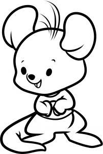 Medvídek Pú kreslený porno