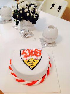 VfB Stuttgart Birthday cake  Motiv und Thementorten