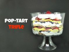 Poptart Trifle