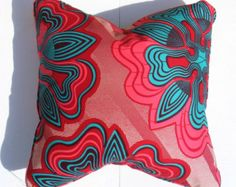 """18 x 18"""" Down Filled Decorative Pillow."""