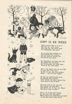 Bijlage uit 'De Prins', blad 'Jeugdland' 2 december 1939