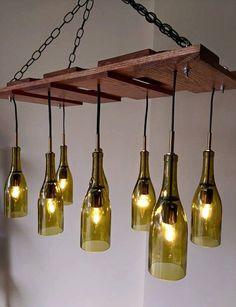 Image Result For Lighting Ideas Diy. WeinkellerNeue WohnungFlaschenKaktusWeinflasche  KronleuchterWeinflaschen ...