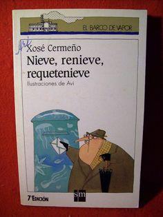 Ely. Este libro me gustaba mucho cuando era pequeña y todavía sigo leyéndolo a mis alumnos/as e hijos. Es muy divertido.