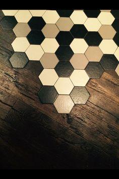 Tiles vs wood