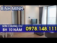 Sơn Nhà Chung Cư Đẹp Nhất Bình Minh Hà Nội - O978.148.111
