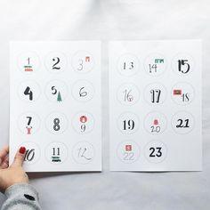 Calendario de adviento express Ideas Para, Cards, Diy, Advent Calendar, Creativity, Navidad, Do It Yourself, Bricolage, Handyman Projects