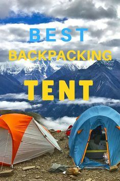 96661a3ddb Best Backpacking Ten Best Backpacking Tent