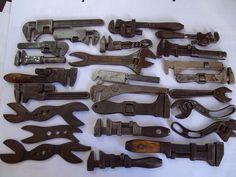 Vintage Tools by whiteforge, via Flickr