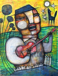 DAN CASADO - BLUESMAN by Dan Casado