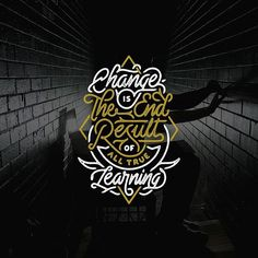 20 Typographes et Calligraphes que vous devriez suivre sur Instagram | Design Spartan : Art digital, digital painting, webdesign, ressources, tutoriels, inspiration