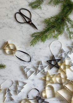 Modern and festive C