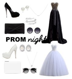 """prom"" by itsphee ❤ liked on Polyvore featuring Casadei, AK Anne Klein, Qupid, Kenneth Jay Lane, Links of London, Accessorize, Reiss, Maison Margiela, Ace and Alice + Olivia"