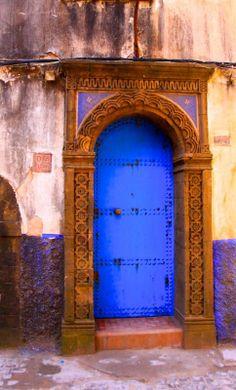 Door | ドア | Porte | Porta | Puerta | дверь | Essaouira, Morocco