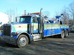 2007 PETERBILT  Wrecker Tow Truck