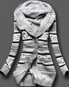Like the idea of a Shera lined sweater