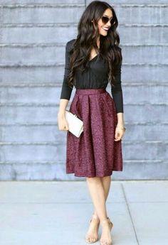 Faldas de moda - Colección 2016