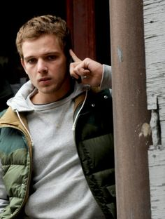 Max Thieriot. He is so handsome and so dreamy even perfect for this movie. You're going to love and hate him at the same time :)