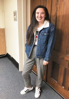 Looks on Campus: Rachel - West Virginia University - College Fashion