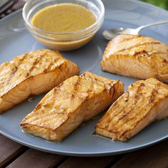 Asian Grilled Salmon By Ina Garten