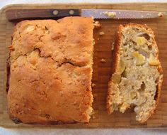 Oatmeal Apple Bread