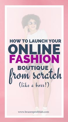 There are a lot of guide out there on how to launch an online boutique, but I think youll find that few of them are as i Business Marketing, Business Tips, Online Business, Starting An Online Boutique, Selling Online, Boutique Dresses, Boutique Clothing, Ted, Opening A Boutique