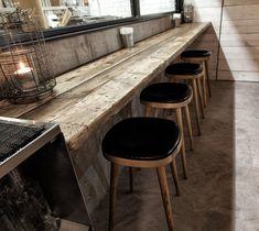 bancone bar assi vecchie - Cerca con Google
