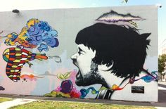 Capitol Hill Mural - Seattle