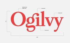 New Logo and Identity for Ogilvy by COLLINS
