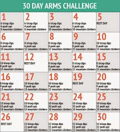 Think I'll do this for May.  Need to lessen my bingo wings!