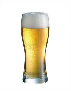 DUROBOR PRAGUE - Crystal Direct Beer Glass 590 ml