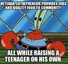 Good Guy Eugene Krabs #meme #eugene #krabs #funny #humor #comedy #lol