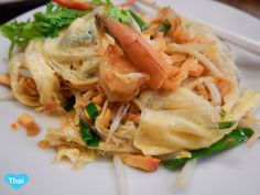 The Best Pad Thai In Bangkok : Thip Samai Restaurant There are many things to do in Thailand lists that have 'Eating Pad Thai In Thailand'. Read more http://lovethaimaak.com/thai-foods/best-pad-thai-bangkok-thip-samai-restaurant/