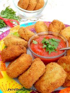 Coucou tous le monde! On reste dans la série des recettes rapides faciles et à petit budget qui sont des recettes idéales pour le Ramadan ! Petit Maakouda de pomme de terre au thon à tremper dans une sauce salsa! 30 minutes 15 minutes pomme de terre 5...