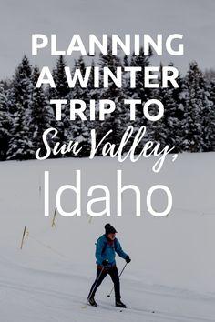 Skip the Lift Lines, Take a Ski Trip to Sun Valley, Idaho This Winter Usa Travel Guide, Travel Usa, Travel Guides, Travel Tips, Travel Advise, Winter Destinations, Top Travel Destinations, Sun Valley Idaho, Road Trip Usa