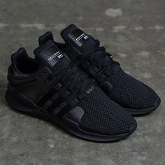 super popular 0f3f8 41f2f Adidas Men Equipment Support ADV black core black footwear white New Nike  Shoes Women, Nike