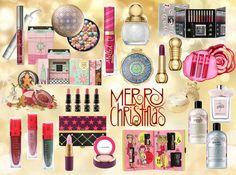 De mooiste Beauty Kerst Collecties