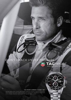 Dempsey Racing : #DontCrackUnderPressure  http://www.tagheuer.com/int-en/dempsey-racing