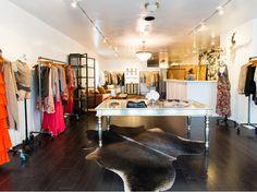 Haute Hippie Retail Shop Inspiration
