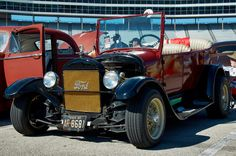 Good Guys Rod and Custom Car Show. Texas Motor Speedway. Fort Worth, Texas. Photo by Andy New.