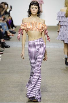 House of Holland - Spring 2017 Ready-to-Wear