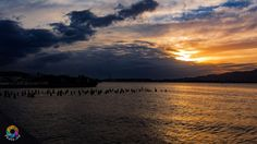 Sunset at the bay by Photo_rfd
