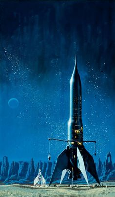 Star Born, by Dean Ellis