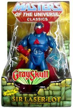 New He-Man Toys 2012 | Other Variations