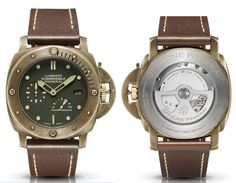 Panerai Launches Four Special Edition Timepieces