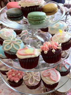 Cupcake party♡