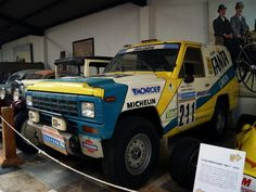 Rallye Raid, Off Road Racing, Nissan Patrol, Rally Car, Limo, Troll, 4x4, Monster Trucks, Paris