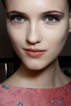 Elie Saab Fall 2014 Runway Pictures - Elie Saab at Couture Fall 2014 – Backstage Runway Photos -