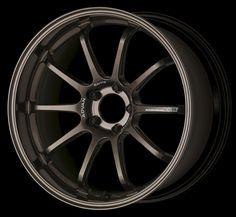 Advan Racing RS-DF Wheel - 19x9.0 / +45 19x10 / +25(Hyper Bronze)
