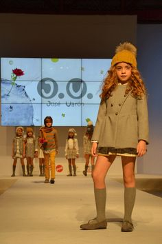 Pequeña Fashionista: J.V. Jose Varón en la FIMI KIDS FASHION WEEK